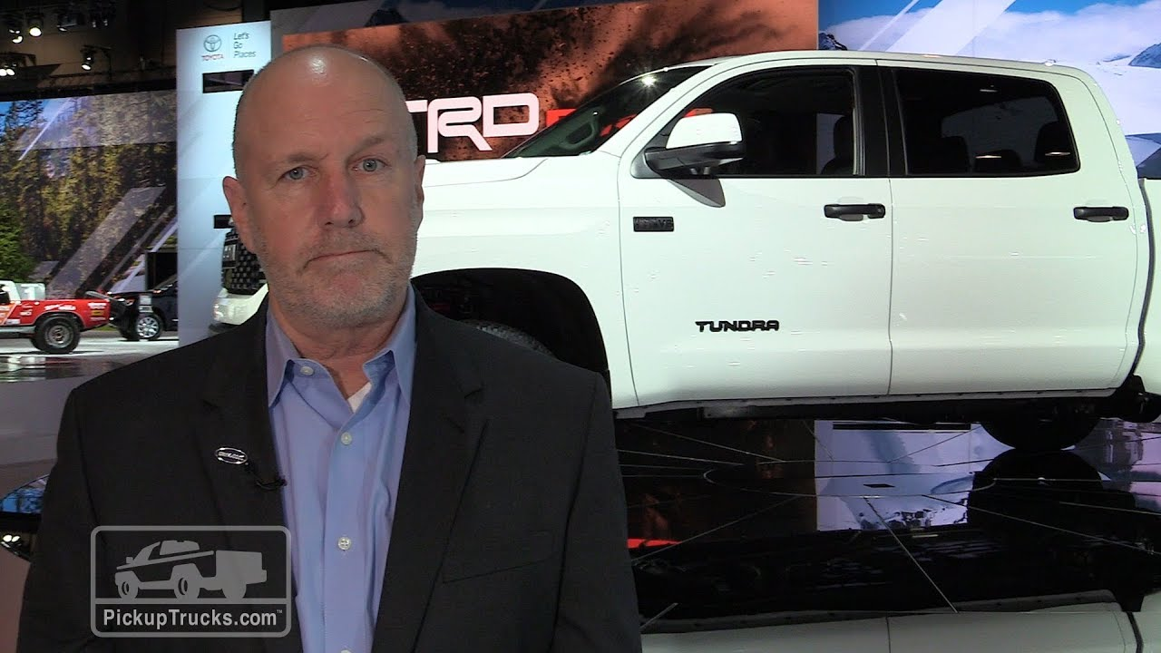 2019 Toyota Tundra Trd Pro First Look Cars