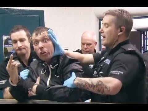 UK Lockup - Resisting Arrest new compilation