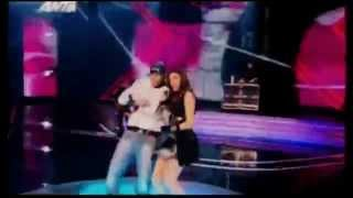 Stavento feat.Ivi Adamou - Mesa Sou (at THE X FACTOR Greece 2009 - 2010 )