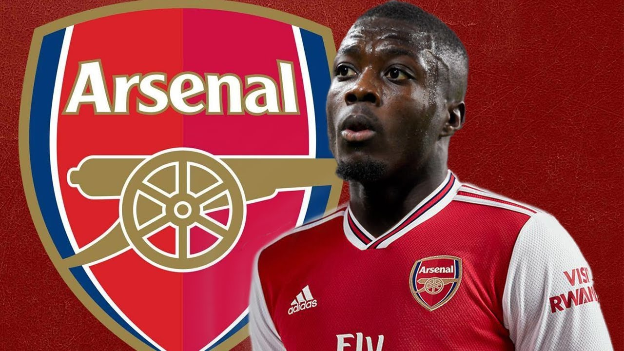 Image result for Arsenal pepe