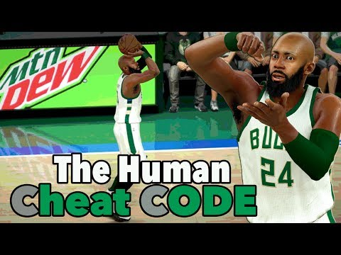 The Human Cheat Code | NBA 2K17 My Career | The Euro King