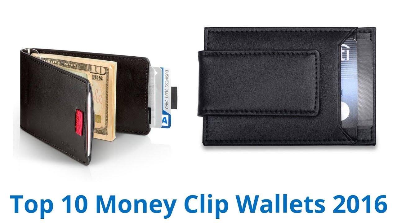 22ee40d1a527d 10 Best Money Clip Wallets 2016 - YouTube