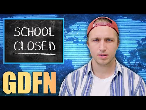 Smosh Hosts The News: Your School Might Kill You