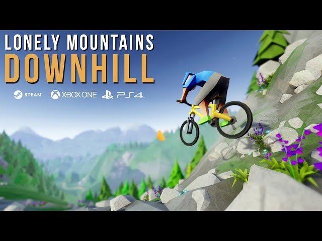 Lonely Mountains: Downhill - Release Trailer