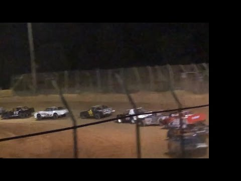 "10/12/19 ""A"" Thunder Bomber Harris Speedway"