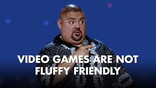 Video Games Are Not Fluffy Friendly | Gabriel Iglesias