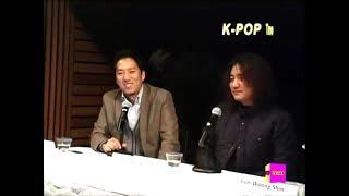 [UC Berkeley Symposium] 류호석 & 신대철 - 한국 대중음악의 역사와 발전에 대한 대담