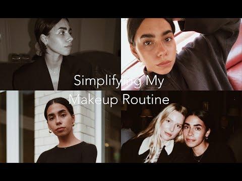 Simplifying My Makeup Routine thumbnail