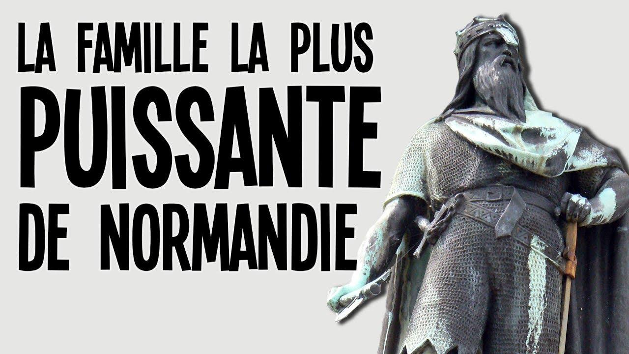La famille la plus puissante de Normandie ? – Domaine d'Harcourt