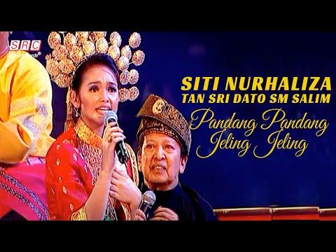Siti Nurhaliza & Tan Sri Dato S.M Salim - Pandang-pandang, Jeling-jeling  ( - HD)