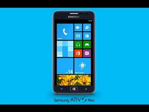 Samsung Ativ S Neo Screen and Charging port fix, Windows 8 Phone