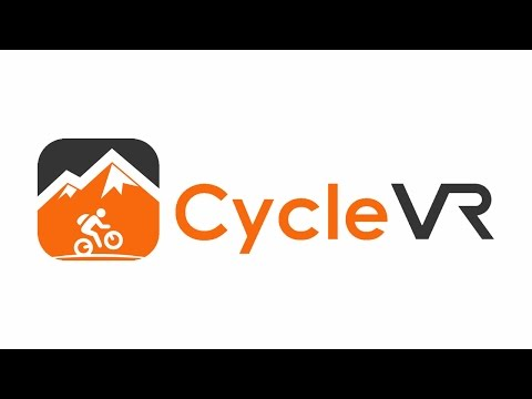 Cycle Across The UK In VR In 3 Minutes!