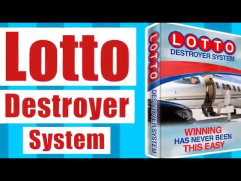Lotto Destroyer Formula - Lotto Destroyer Formula Learn Today