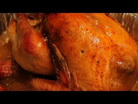 Asian Brined Turkey – Non Traditional Holiday Recipe w/ Holiday Feast Club!