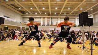 人気グループ「EXILE」の USAが、「地域ダンス教育向上イベント~EX ダ...