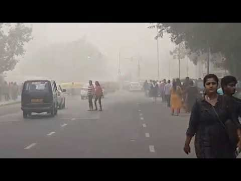 Most Polluted City In World |DELHI|