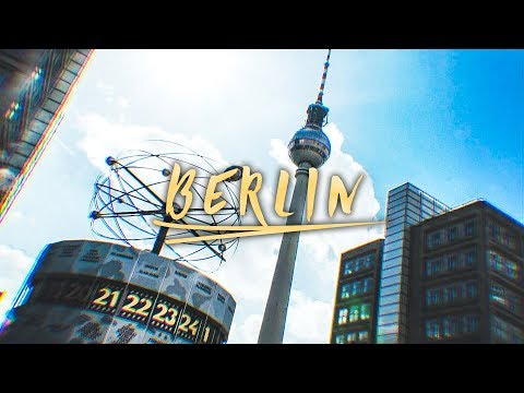 Visual Impressions of BERLIN | cinematic | Sony a6500 | ste.krenn