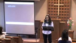 2014年4月24日に聖書キリスト教会で開催されました、「子育てセミナー」...