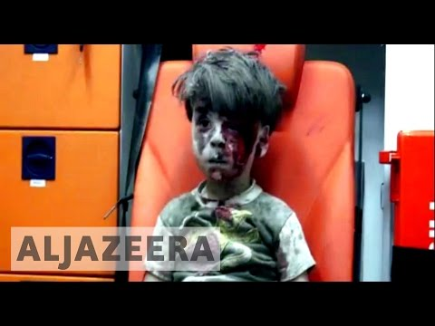 Omran Daqneesh and the limits of war photography - The Listening Post (Full)
