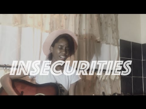 Justin Bieber - Insecurities (Acoustic Cover) with chords & LYRICS!