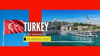 Голубая мечеть, Стамбул. Туры в Турцию с businessvisit(, 2015-06-16T18:36:58.000Z)