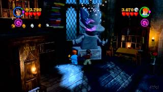 We Play Lego Harry Potter Years 1-4 - The Restricted Section Part 1