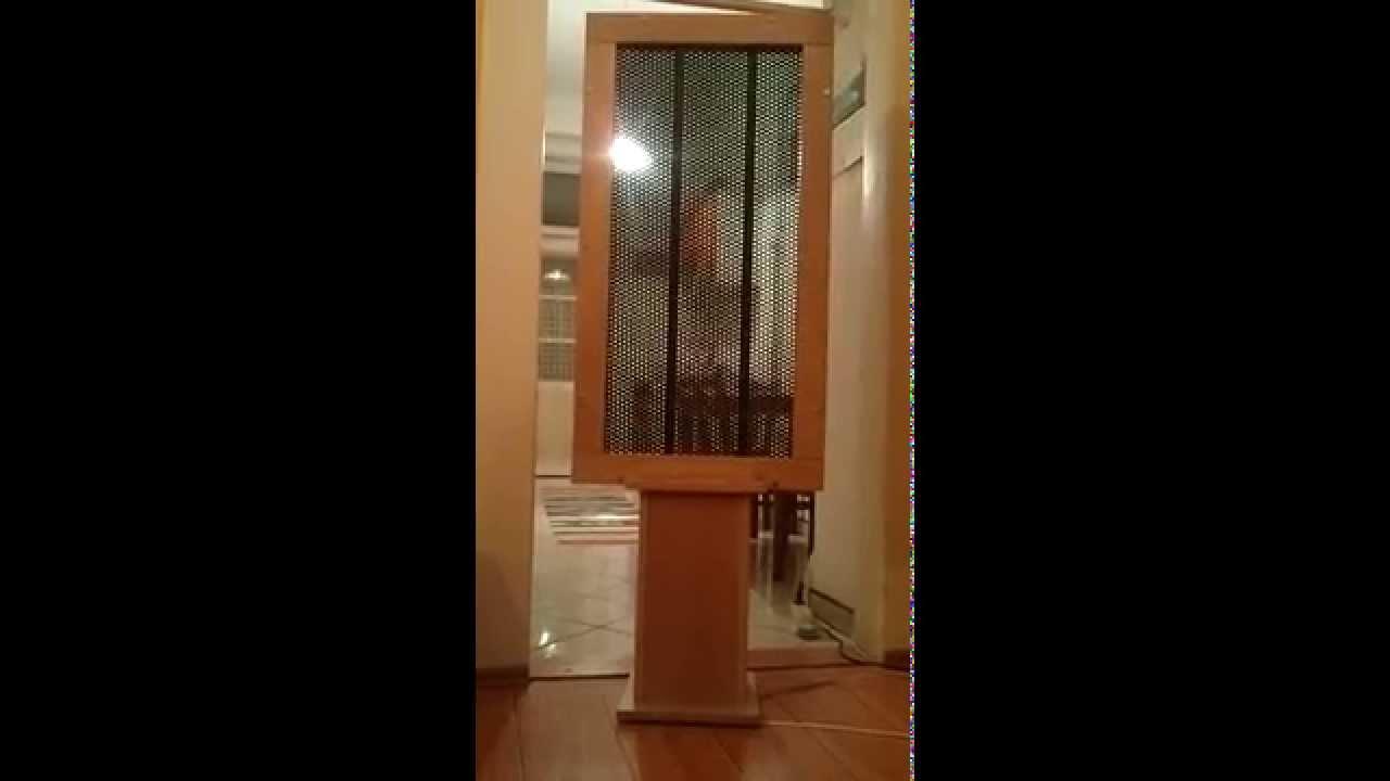Electrostatic Loudspeaker DIY - Complete! :)