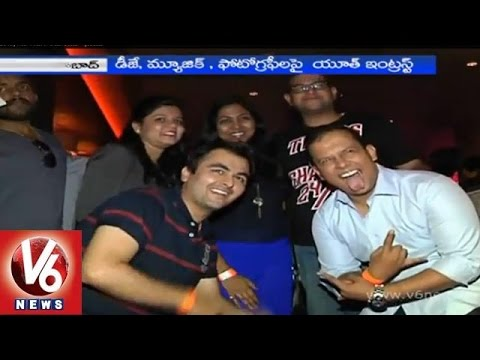 Youth are very much intrest on Creative Jobs - Hyderabad
