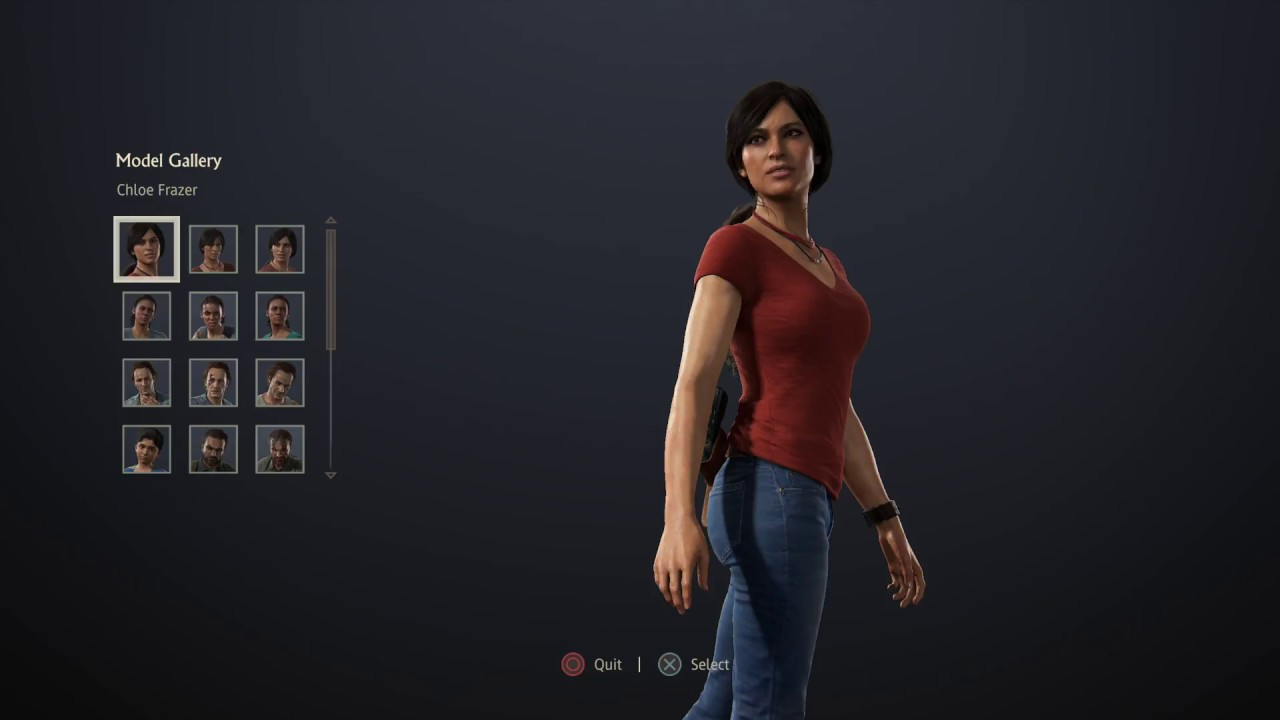 uncharted lost legacy chloe
