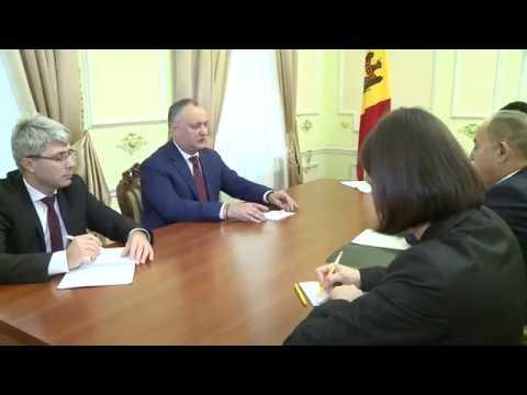 Întrevedere cu ambasadorul Turciei în Republica Moldova