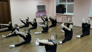 Видео-урок (I-полугодие: декабрь 2018г.) - филиал Оборона, Современная хореография, гр.7-16