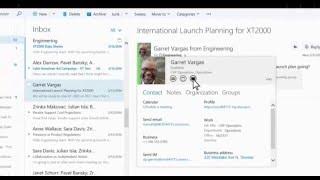 Availability & Colors in Lync & Skype