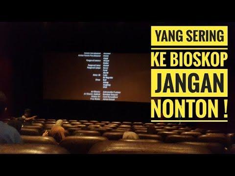 Cara Nonton Bioskop :)