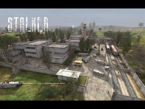 Walkthrough S.T.A.L.K.E.R. Lost Alpha.НИИ «Агропром» - Документы военных. #5