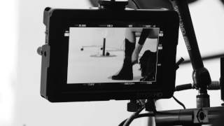 Gisele Bündchen - Stuart Weitzman - Make That Move (Behind the Scenes)