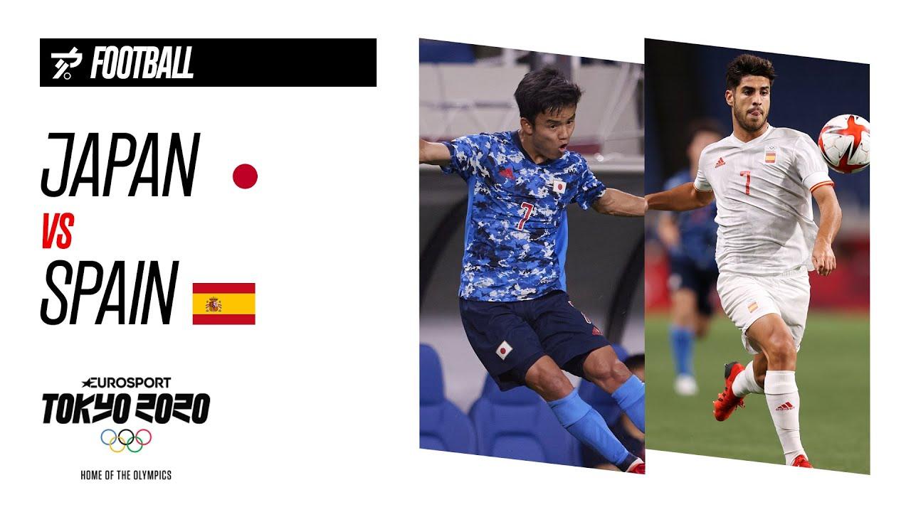 Download Japan vs Spain | Football Men's Semi-final - Highlights | Olympic Games - Tokyo 2020