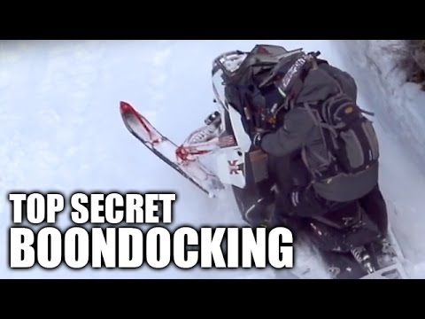 Top Secret Boondocking In Ontario