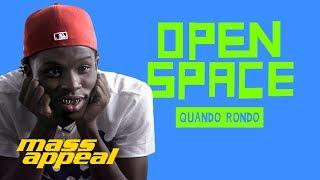 Open Space: Quando Rondo | Mass Appeal