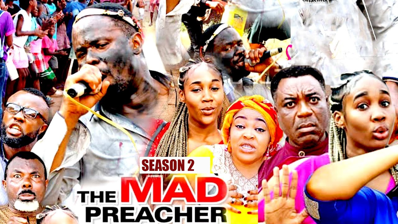 Download MAD PREACHER  (SEASON 2) - ZUBBY MICHEAL 2021 NOLLYWOOD BLOCKBUSTER || ROCKCELLY TV