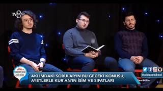 Aklımdaki Sorula 1 şubart 2018 Ayetler ile Kur'an'ın Nitelikleri- Prof.Dr. Mehmet Okuyan