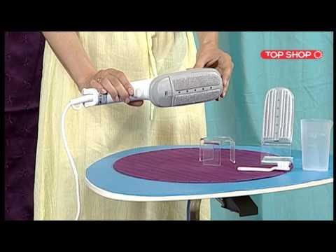 Щетка паровая для одежды Steam Brush