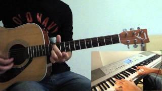 Gambar cover Coldplay - UFO Cover (Guitar, Piano)