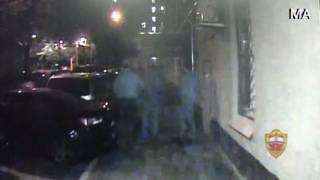 Уроженцы Чечни отобрали у столичного курьера баллон с веселящим газом