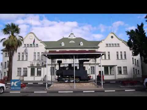 Train Lovers Won't Miss This: Namibia's Antique Train Station Triggers Memories Of Colonial Past