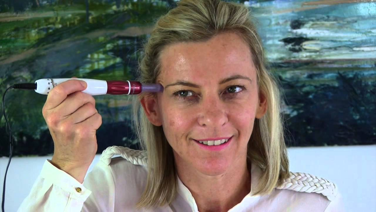 How to use the Dermapen Personal for home skin rejuvenation