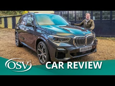 BMW X5 2019 has been redesigned from the wheels up