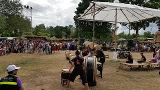 Thailand Kanchanaburi Mothers Day celebration