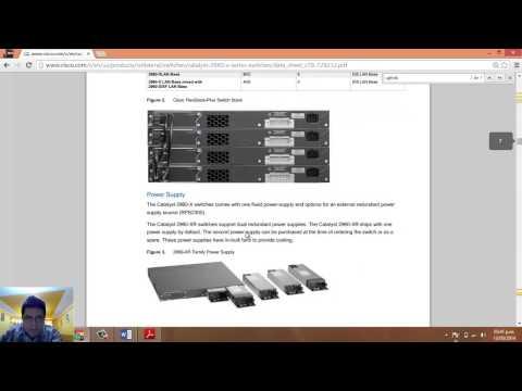 1.2.1.8 Lab - Selecting Switching Hardware