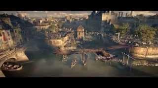 Assasins Creed Unity  Кинематографичный трейлер с прикольной музыкой!