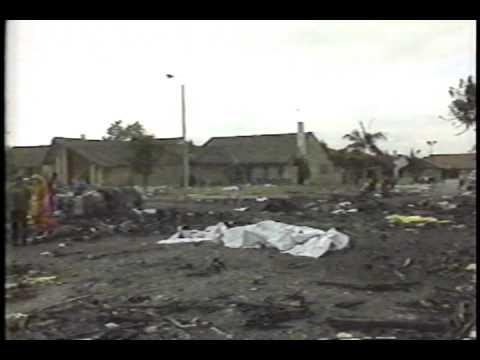 1986 Cerritos Airplane Crash - KC2